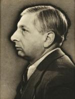 Giorgio De Chirico, by Man Ray