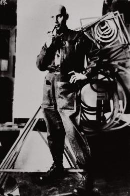 Aleksander Rodchenko by Mikhail Kaufman