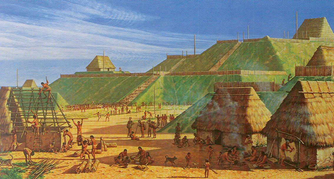 cahokia civilization The painted intruders from cahokia, meanwhile, were paddling north in  ritual  was built north america's so-called mississippian civilization.