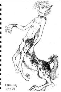 drawingofthedayweek46-tallguy