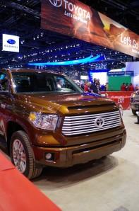 brown Toyota truck-blog