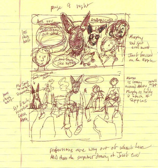 brontosaurus-page 9-scribble-blog