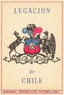 chilean matchbook