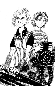 drawingoftheday-newnumber6-stripes-blog