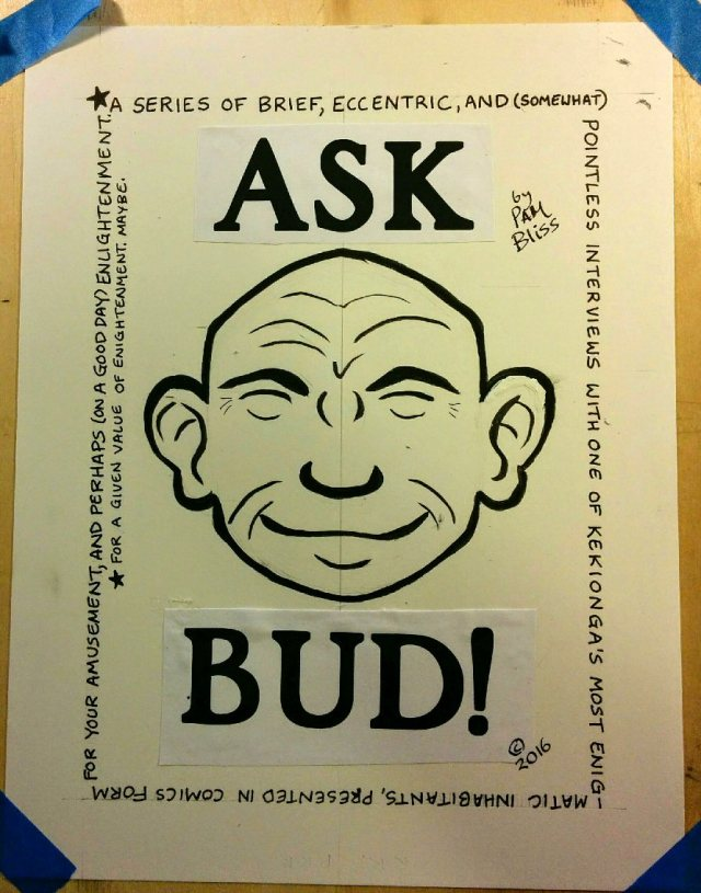 Ask Bud cover rough-photo-blog
