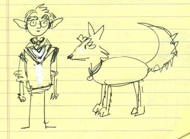 The Professor and the Moondog
