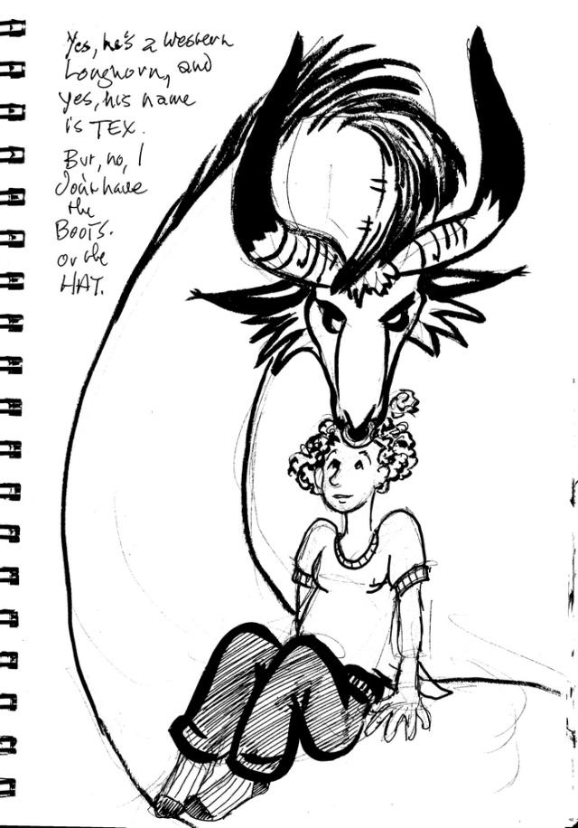 western-longhorn-sketch-blog