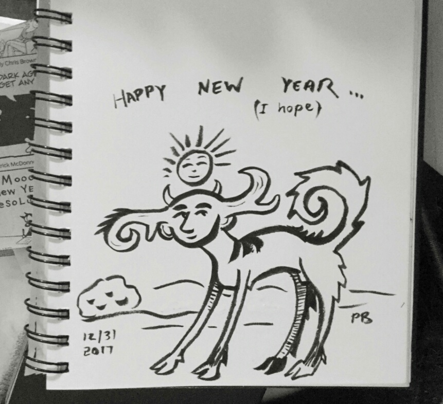 happy new year …(i hope) | a cartoonist in Kekionga